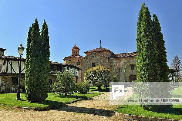 Monasterio Nuestra Señora de Chilla. Candeleda  Avila province  Castile-Leon  Spain.
