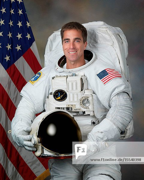 Astronaut Christopher J. Cassidy  mission specialist