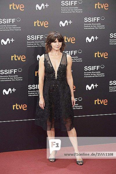 Malgorzata Szumowska attended 'The other lamb' Premiere during 67th San Sebastian Film Festival at Kursaal Palace on September 23  2019 in San Sebastian  Spain