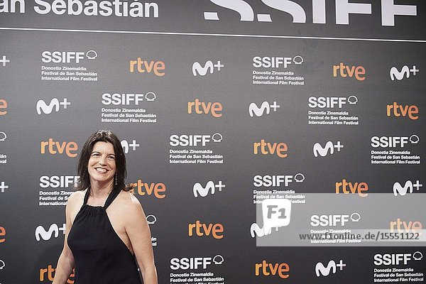 Laia Marull attended 'La inocencia' Premiere during 67th San Sebastian Film Festival at Kursaal Palace on September 23  2019 in San Sebastian  Spain