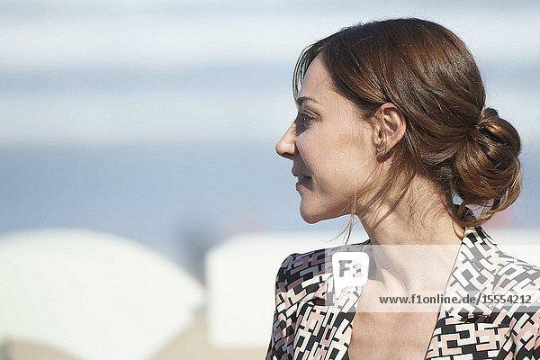 Ruth Diaz attended 'Adios (Good bye)' Photocall during 67th San Sebastian Film Festival at Kursaal Palace on September 26  2019 in San Sebastian  Spain