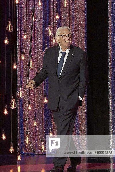 Donald Sutherland receives Donostia Award during 67th San Sebastian Film Festival at Kursaal Palace on September 26  2019 in San Sebastian  Spain