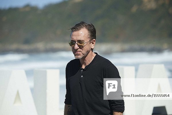 Tim Roth attended 'The songs of names' Photocall during 67th San Sebastian Film Festival at Kursaal Palace on September 28  2019 in San Sebastian  Spain