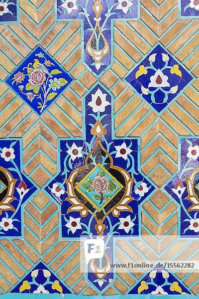 Niavaran Mansion  1967  Niavaran palace  Tehran  Iran.