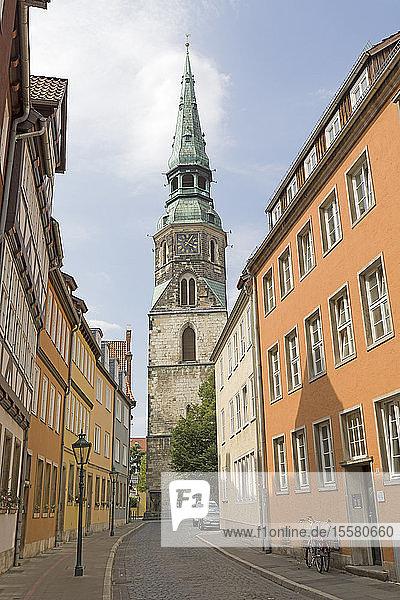 Deutschland  Niedersachsen  Hannover  Heilig-Kreuz-Kirche