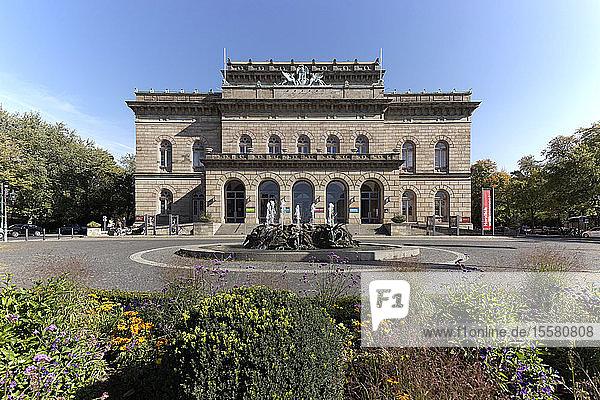 Deutschland  Braunschweig  Staatstheater