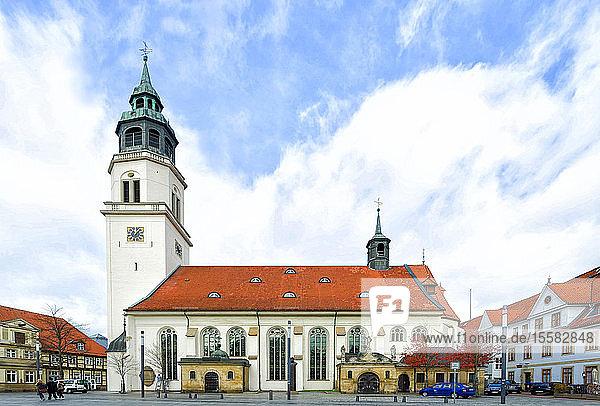 Deutschland  Niedersachsen  Celle  Stadtkirche St. Marien