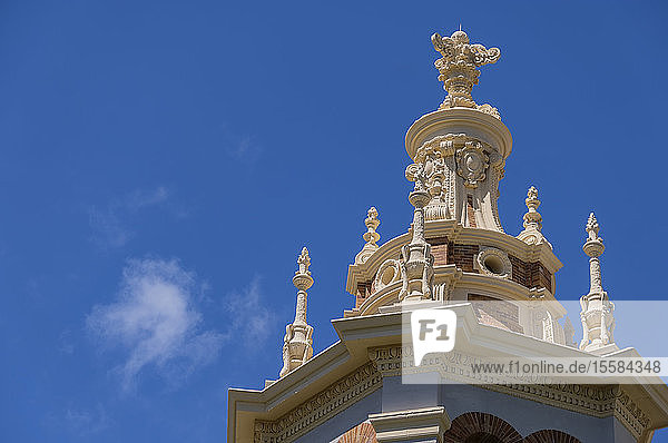 Tower of Memorial Presbyterian Church in St. Augustine  USA