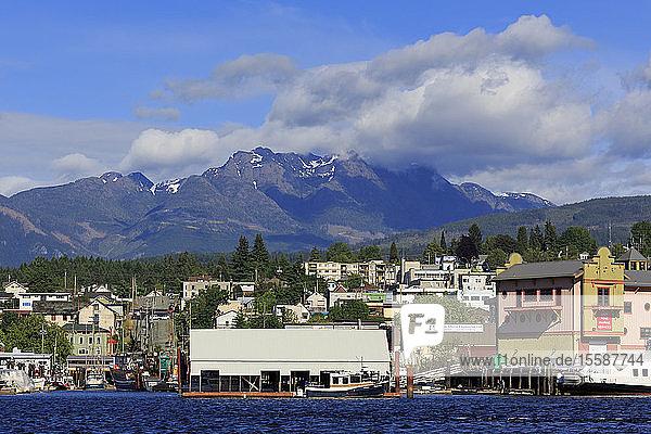 Port Alberni  Vancouver Island  British Columbia  Canada  North America