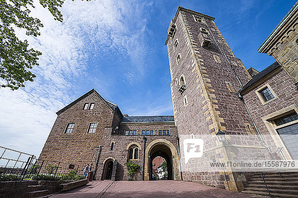 Wartburg  Thuringia  Germany