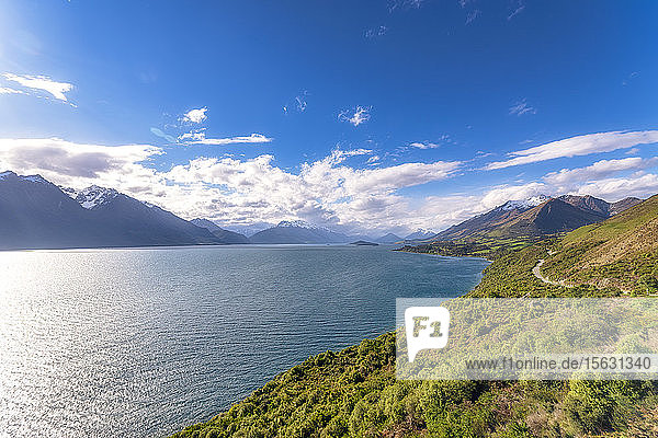 Glenorchy  South Island  New Zealand