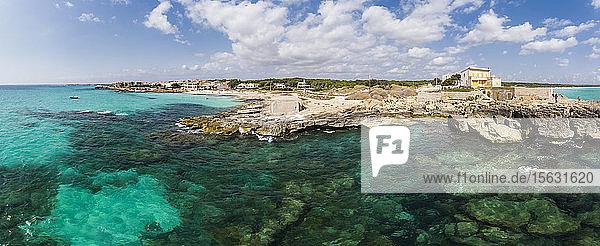 Spanien  Balearen  Mallorca  Rapita  Ses Covetes  Playa es Trenc
