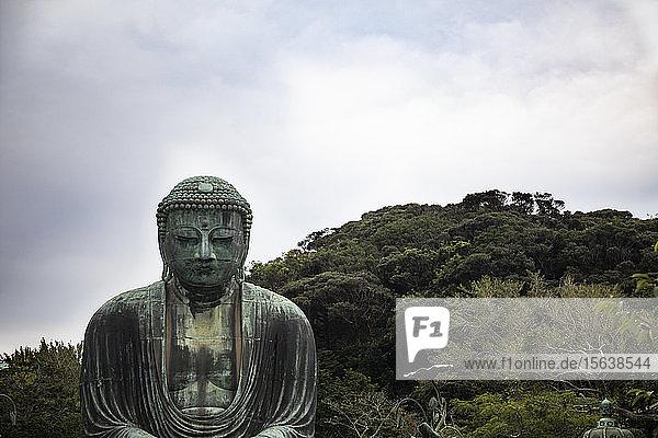 Großer Buddha von Kamakura  Japan