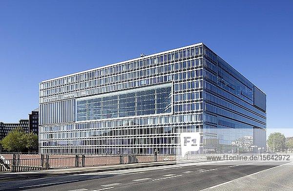 Bürogebäude Deichtorcenter  Hafencity  Hamburg  Deutschland  Europa