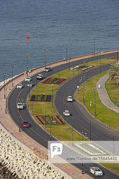 Küstenstraße  Mathra  Muscat  Oman  Asien