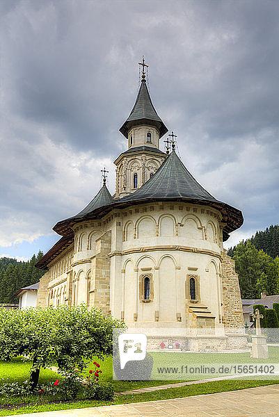 Putna Monastery  1466  Putna  Suceava County  Romania