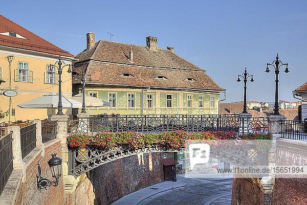 Liars' Bridge  Sibiu  Transylvania Region  Romania