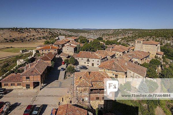 Calatañazor  Soria  Comunidad Autónoma de Castilla-León  Spain  Europe.