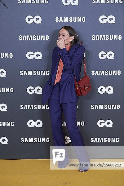 Laura Ponte attends GQ Men of the Year Awards 2019 at Palace Hotel on November 21  2019 in Madrid  Spain