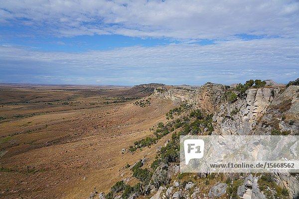 Isalo National Park  Fianarantsoa province  Ihorombe Region  Southern Madagascar.