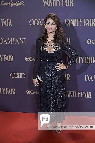 Monica Cruz attends the Vanity Fair 'Person of the year 2019' at Royal Theatre on November 25  2019 in Madrid  Spain