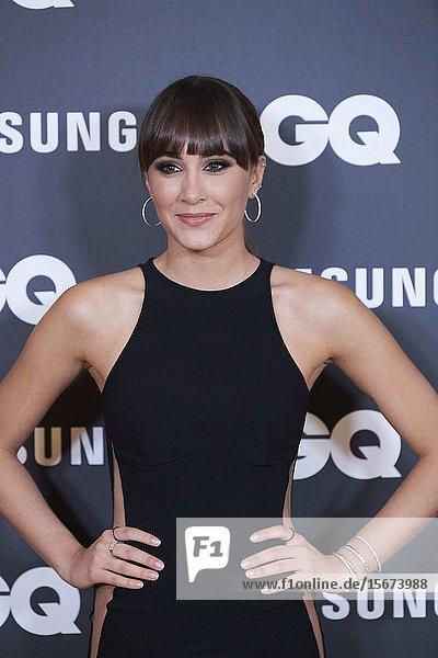 Aitana Ocana Morales attends GQ Men of the Year Awards 2019 at Palace Hotel on November 21  2019 in Madrid  Spain