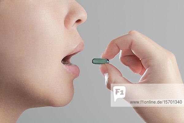 High-tech medical capsule