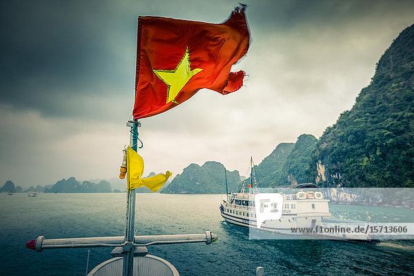 Ha Long Bay  Vietnam  Asia