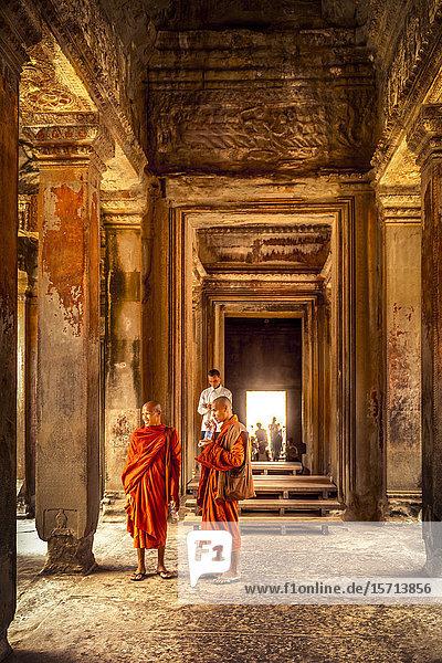 Angkor Wat  Angkor  Kambodscha  Asien