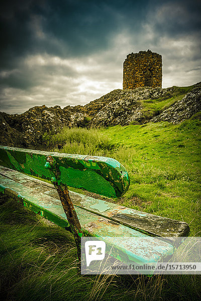 Lady Tower  Elie  Scotland  Europe