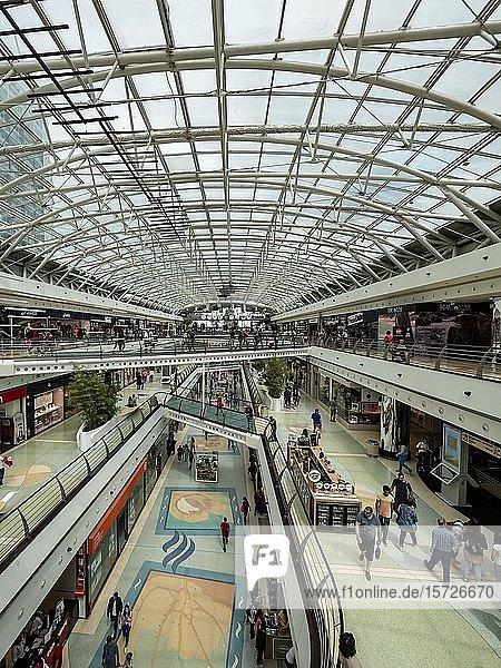 Einkaufszentrum Centro Vasco da Gama  Lissabon  Portugal  Europa