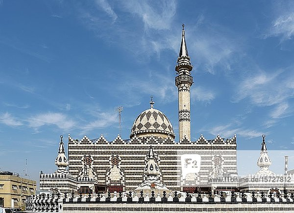 Abu Darwish Moschee  Amman  Jordanien  Asien
