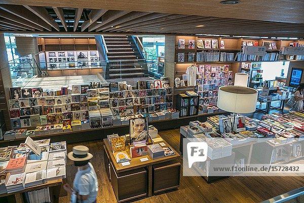 Tsutaya bookstore  Daikanyama  Shibuya district  Tokyo  Japan  Asia.