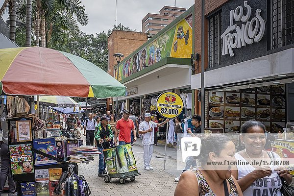 Junin street  Carrera 49  Medellín  Colombia.