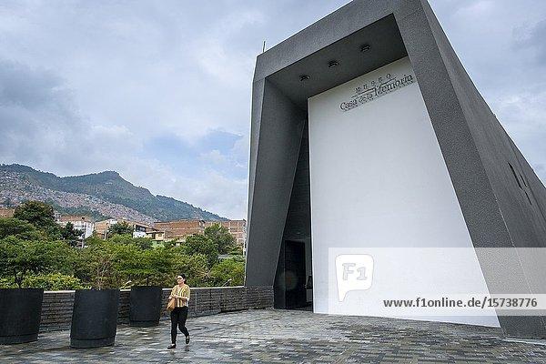 House of Memory Museum  Museo Casa de la Memoria  Medellín  Colombia.