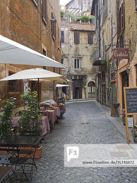 Via Mauro Macera  Tivoli  Lazio  Italy.