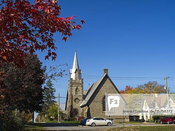 Saint James Anglican Church  Carleton Place  Ontario  Canada.