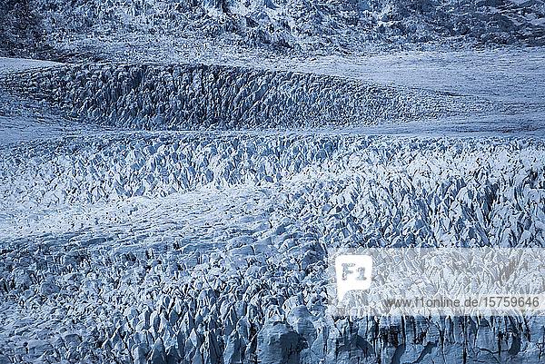 Skaftafell-Gletscher  Vatnajokull-Nationalpark  Island