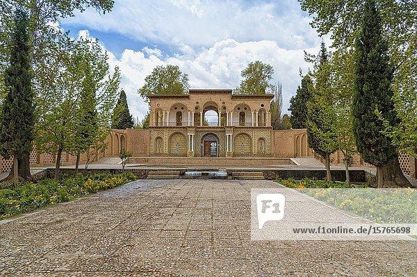 Shazdeh Mahan Garden or Prince`s Garden  Mahan  Kerman Province  Iran.