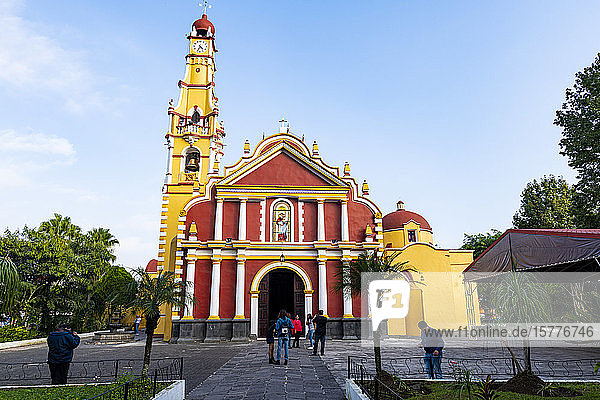 Magic village  Veracruz  Mexico  North America