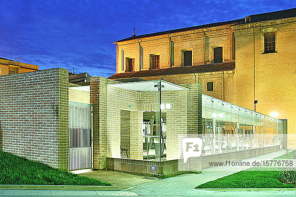 The Surgeon's Domus (Domus del Chirurgo)  Rimini  Emilia Romagna  Italy  Europe