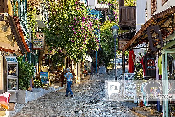 Kas  Antalya Province  Turkey  Asia Minor  Eurasia