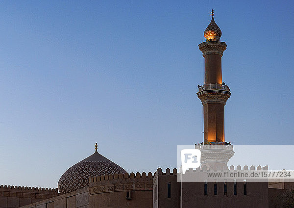 Moschee im Fort Nizwa  Oman