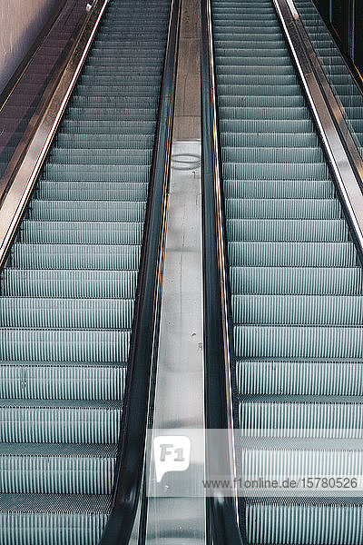 Bewegliche Treppe