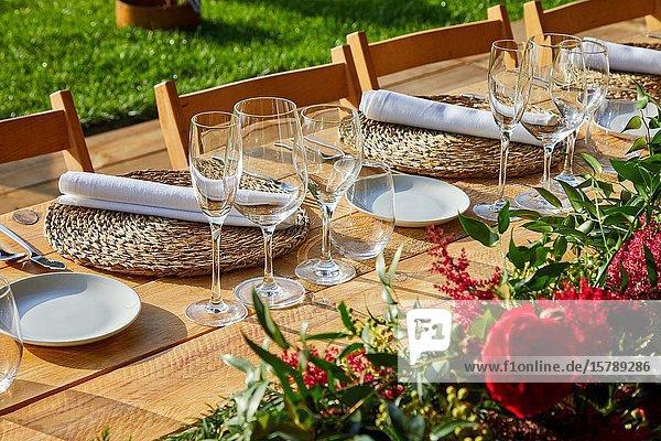 Dining room  Event Celebration  Wedding  Hondarribia  Gipuzkoa  Spain