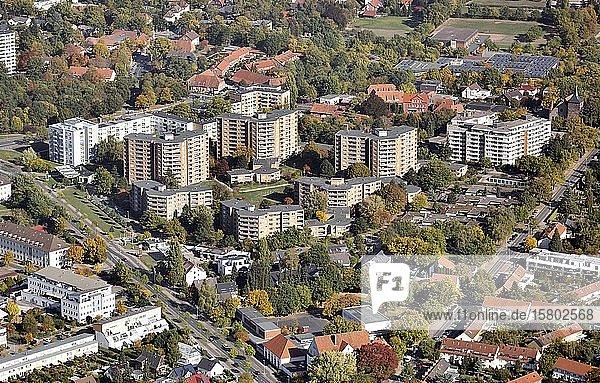 Großwohnanlage Tollenbrink  Bothfeld  Hannover  Niedersachsen  Deutschland  Europa