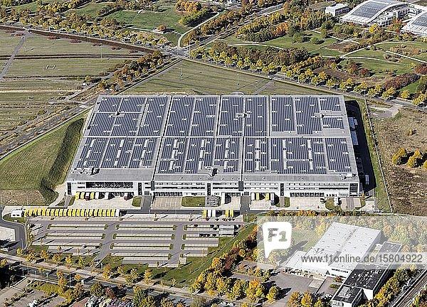 Logistikzentrum Arvato  Bertelsmann AG  Hannover  Niedersachsen  Deutschland  Europa