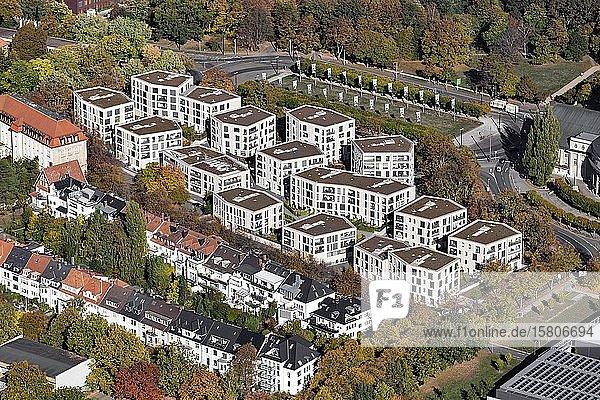 Wohnquartier Mars-La-Tour-Straße  Zooviertel  Hannover  Niedersachsen  Deutschland  Europa