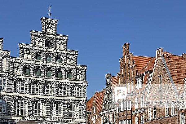 Industrie- und Handelskammer  Altstadt  Lüneburg  Niedersachsen  Deutschland  Europa