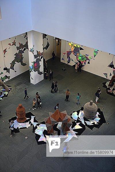 Museum of Modern Art  MoMa  Manhattan  New York City  New York State  USA  Nordamerika